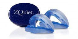 two sizes zquiet mouthpiece with case